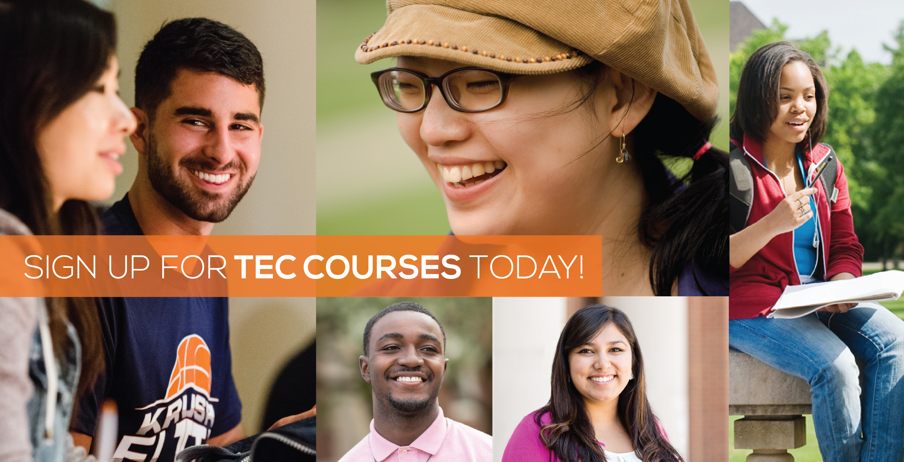 Sign up for TEC Courses!