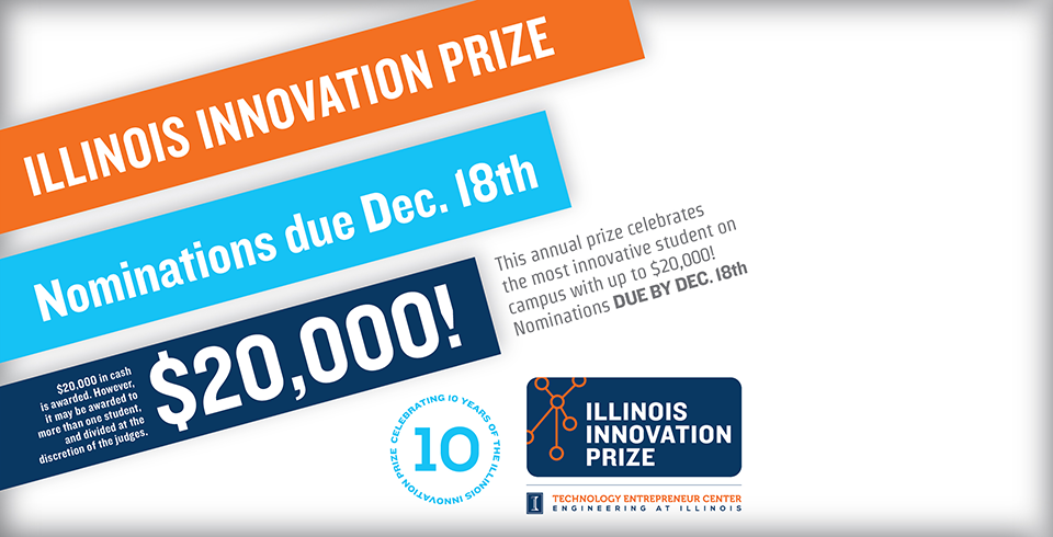 Illinois Innovation Prize Nominations