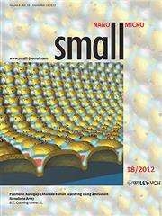 An article in the September 24 issue of <i>Small</i> described the design, fabrication, and testing of Photonic Nanodome Arrays.
