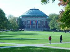 In PC Magazine's 2008 of the top wired colleges, the University of Illinois received the top spot.
