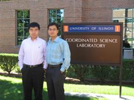 Grad student Yue Lu and ECE Professor Minh Do recently received a second best paper award for their work.