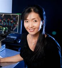 Dr. Su-a Myong, professor of bioengineering and member of the Center for the Physics of Living Cells at the University of Illinois at Urbana-Champaign